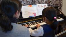 ピアノ教室(年中〜)